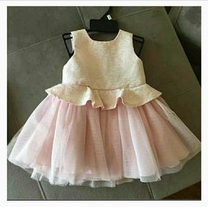 Nanette Lepore Pink tulle Party dress